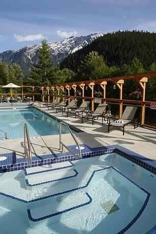 Pemberton Valley Lodge Pool