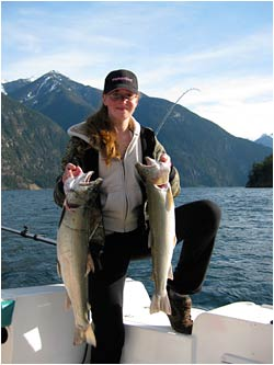 Guided Fishing Trips in Pemberton and Whistler, BC