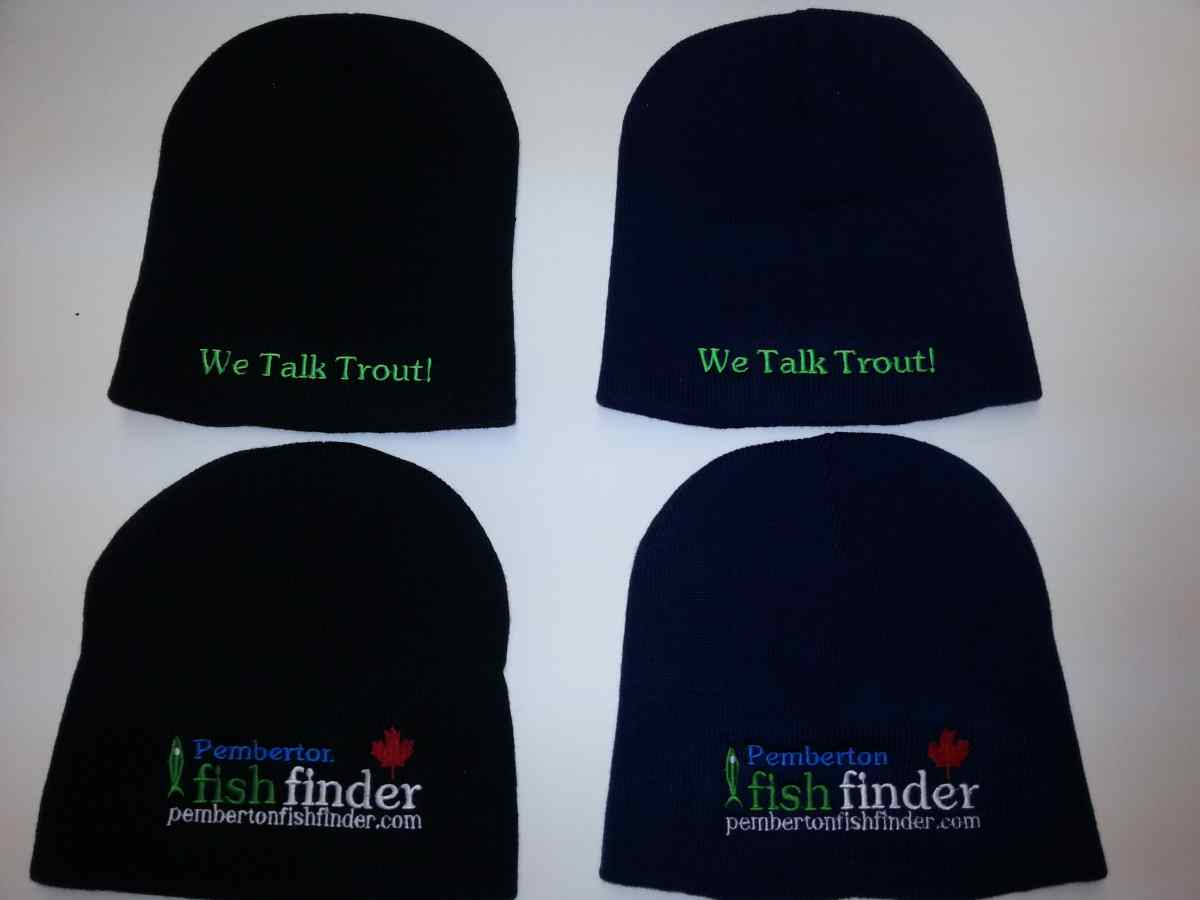 Pemberton Fish Finder New Lucky Fishing Toque Sale