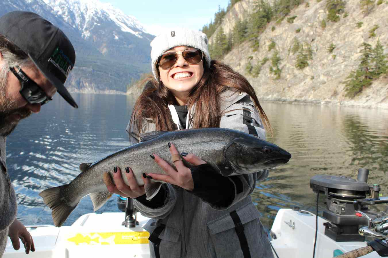 anderson lake bc fishing reports march 2013