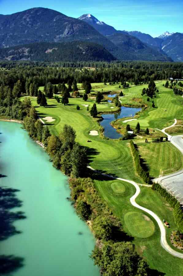 Pemberton Meadows Golf Course