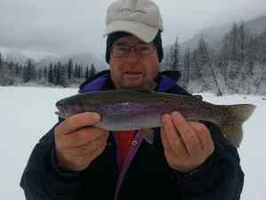Ice Fishing Canada