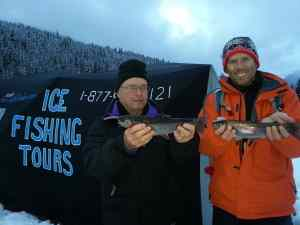 Ice Fishing Tours