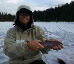 Ice Fishing Whistler