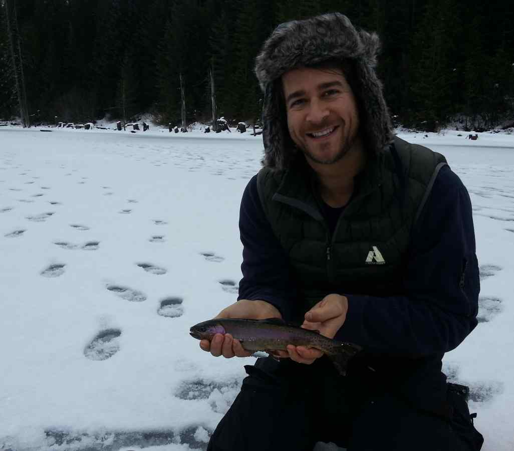 2014 whistler british columbia ice fishing pictures for Ice fishing locators