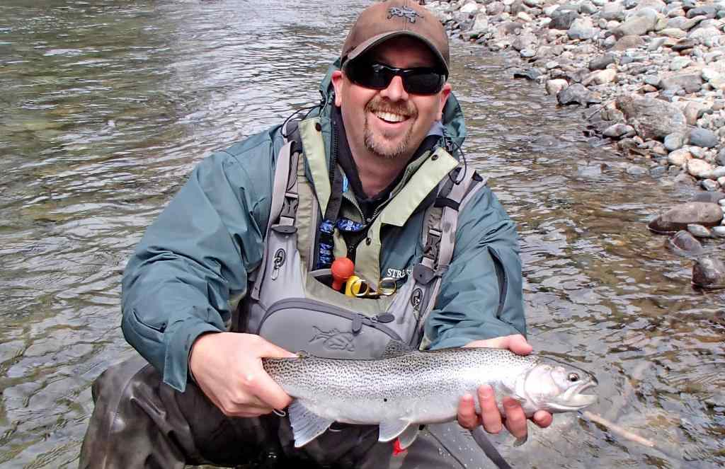 Best freshwater fishing in canada right here in pemberton bc for Fl fishing report