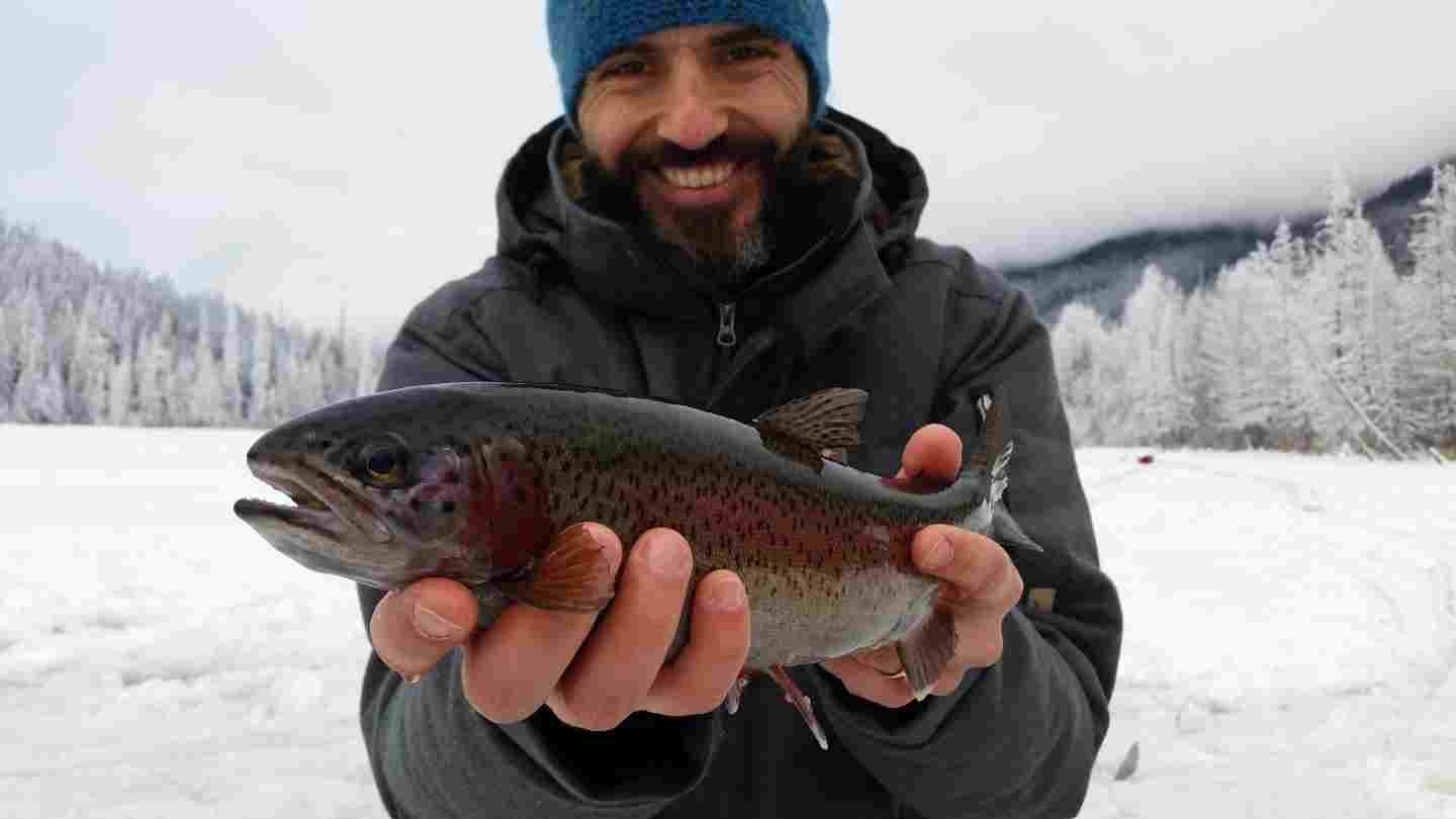 Ice fishing trips in canada bc fishing reports for Fishing trips in canada