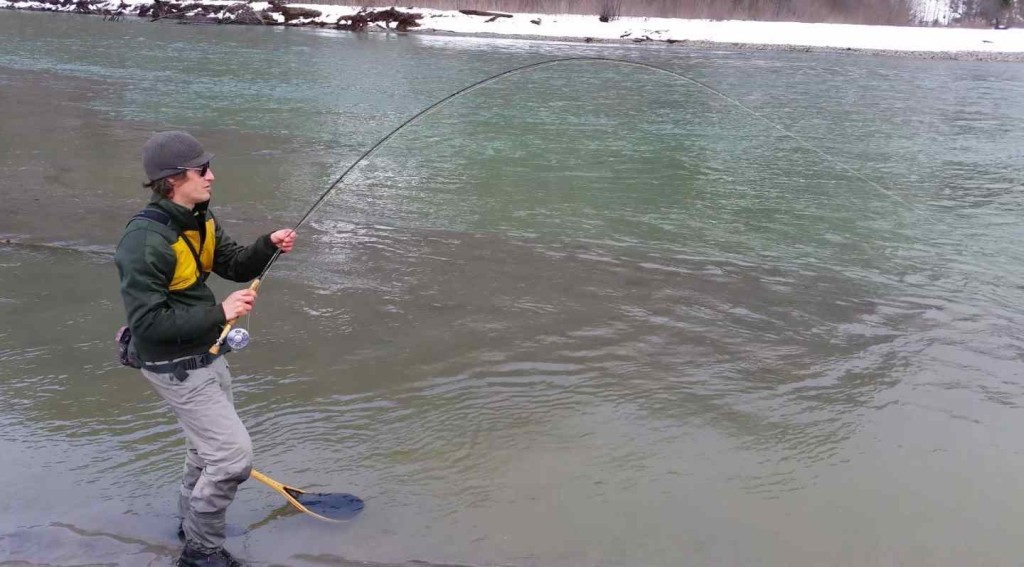 Fly fishing lillooet river in pemberton bc canada for Fly in fishing canada