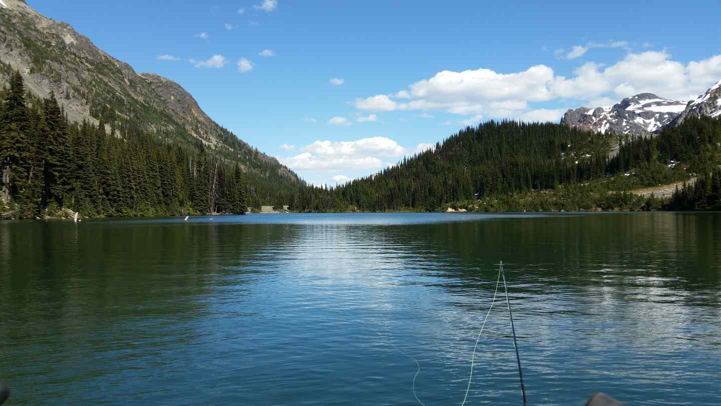 Helicopter fishing tours in whistler and pemberton bc canada for Fly fishing british columbia