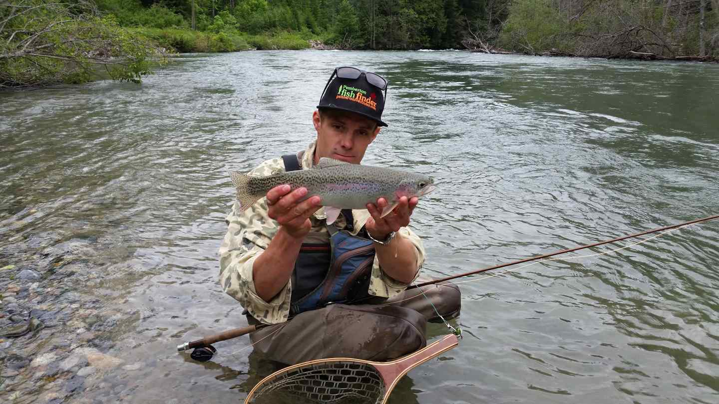 fly fishing tours in whistler and pemberton bc canada ForFly Fishing Charters