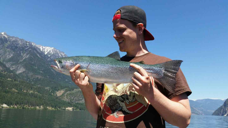 Freshwater fish canada - Freshwater Fishing In Bc