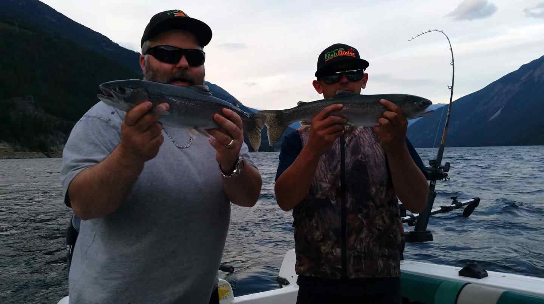 Best lake fishing in british columbia canada bc fishing for British columbia fishing