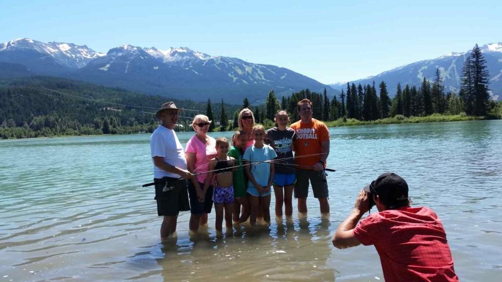 Fishing nita lake in whistler british columbia for Take me fishing lake locator