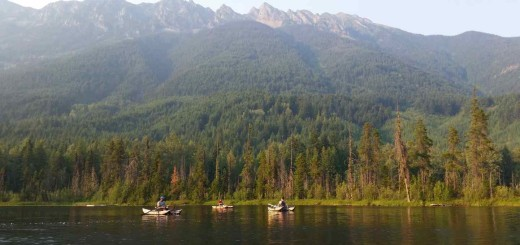 Whistler fishing tours