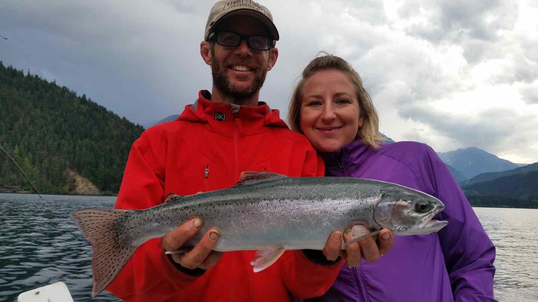 Best freshwater fishing in british columbia anderson lake for British columbia fishing