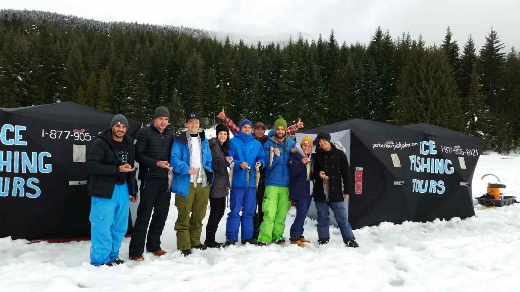 Fun Group activities in Whistler BC