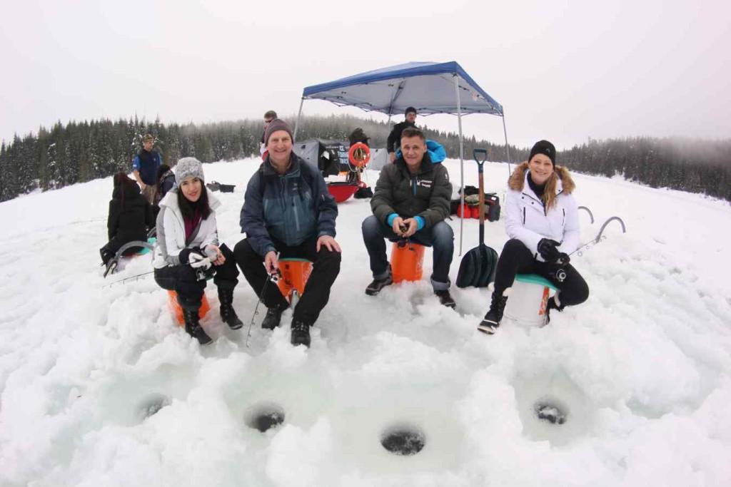 Corporate fishing trips in Whistler British Columbia