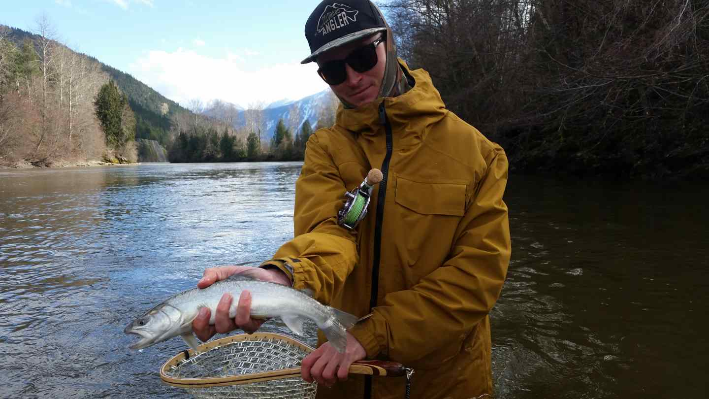 Fishing Reports Pemberton Whistler British Columbia Spring