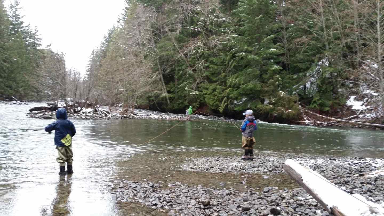 Fishing reports pemberton whistler british columbia spring for British columbia fishing