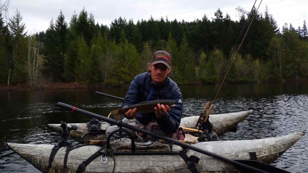 Ivey lake fly fishing in british columbia canada for Fly fishing british columbia