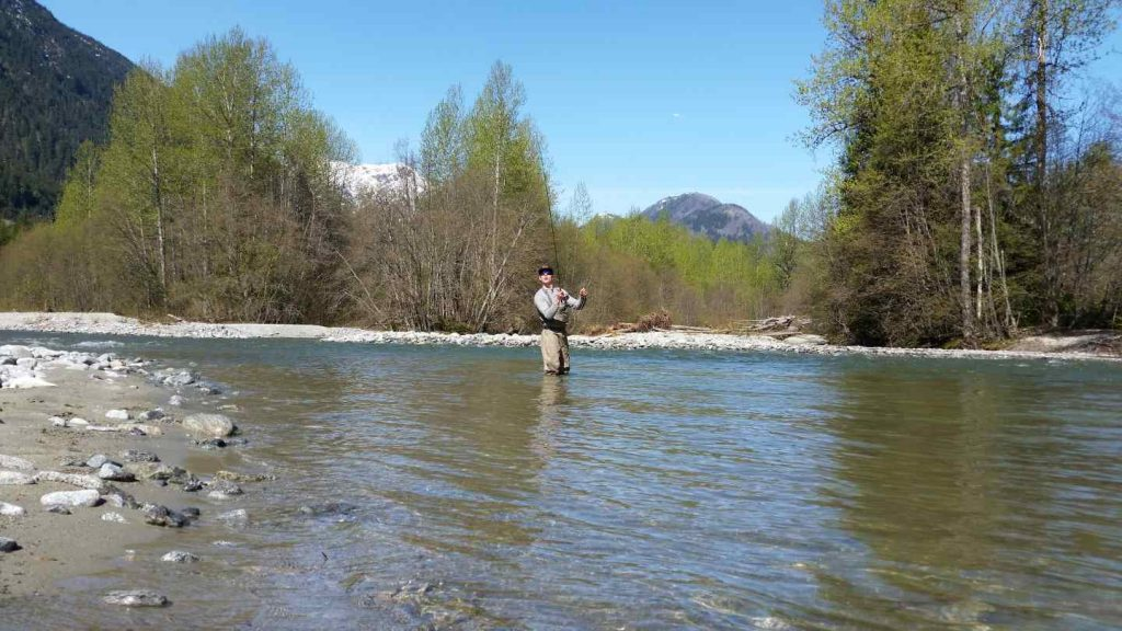 multiple day freshwater fishing trips in british columbia