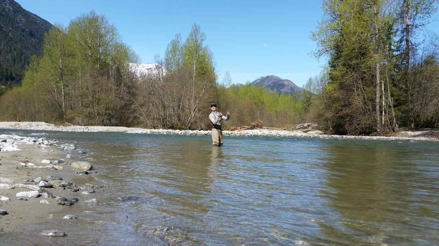 Multiple day freshwater fishing trips in british columbia for Fly in fishing canada