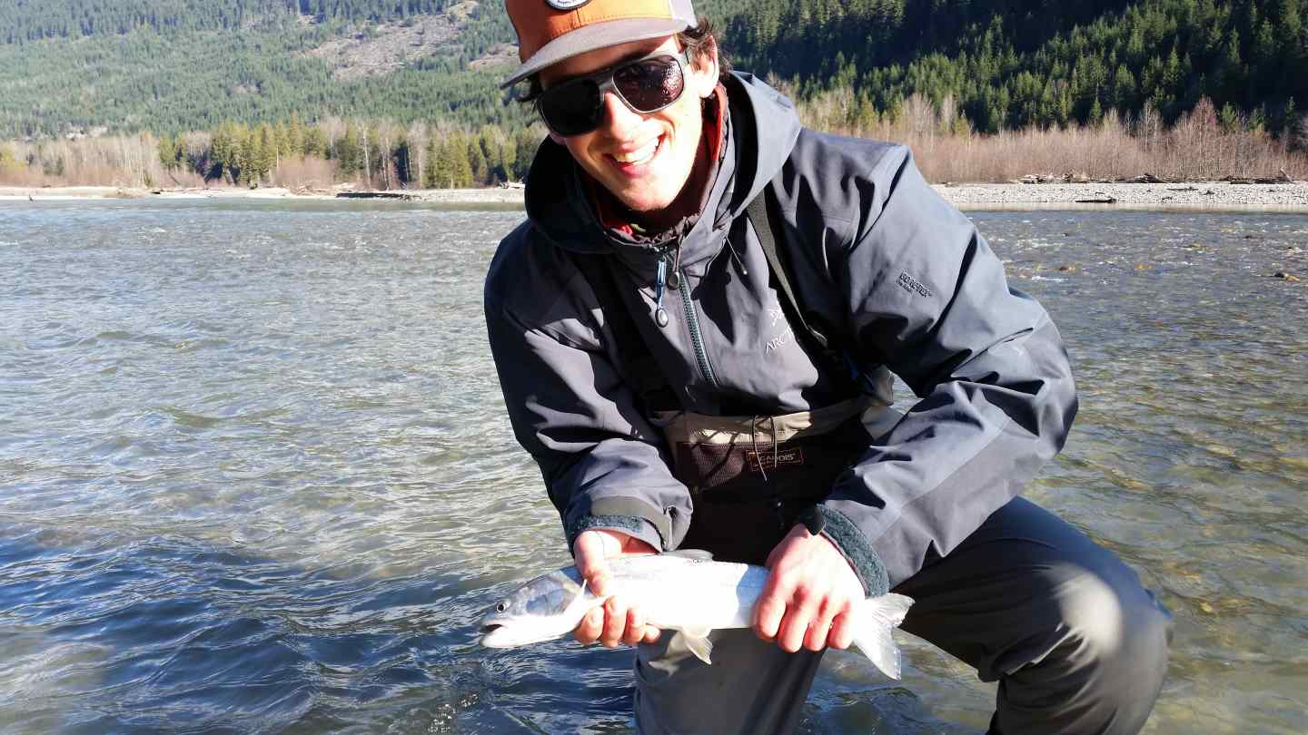 Fly fishing trips in bc bc fishing reports pemberton for Fly fishing vacation packages