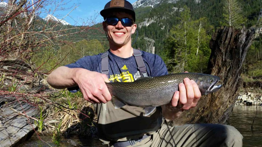 Fly fishing trips in Canada