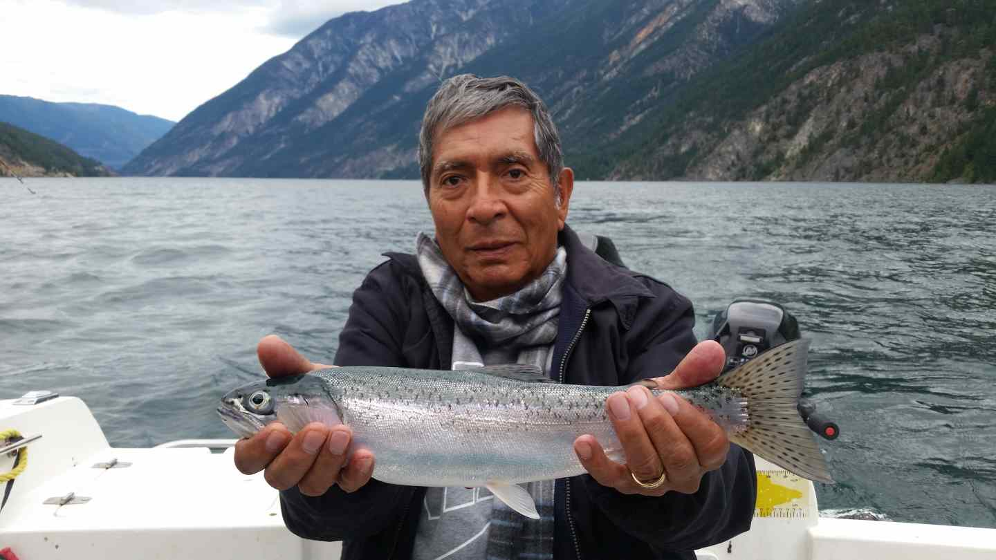 Freshwater boat fishing charters in british columbia canada for Fishing trips in canada