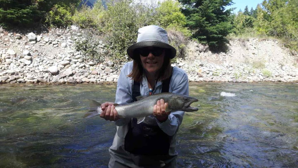Fly fishing trips in Pemberton and Whistler BC
