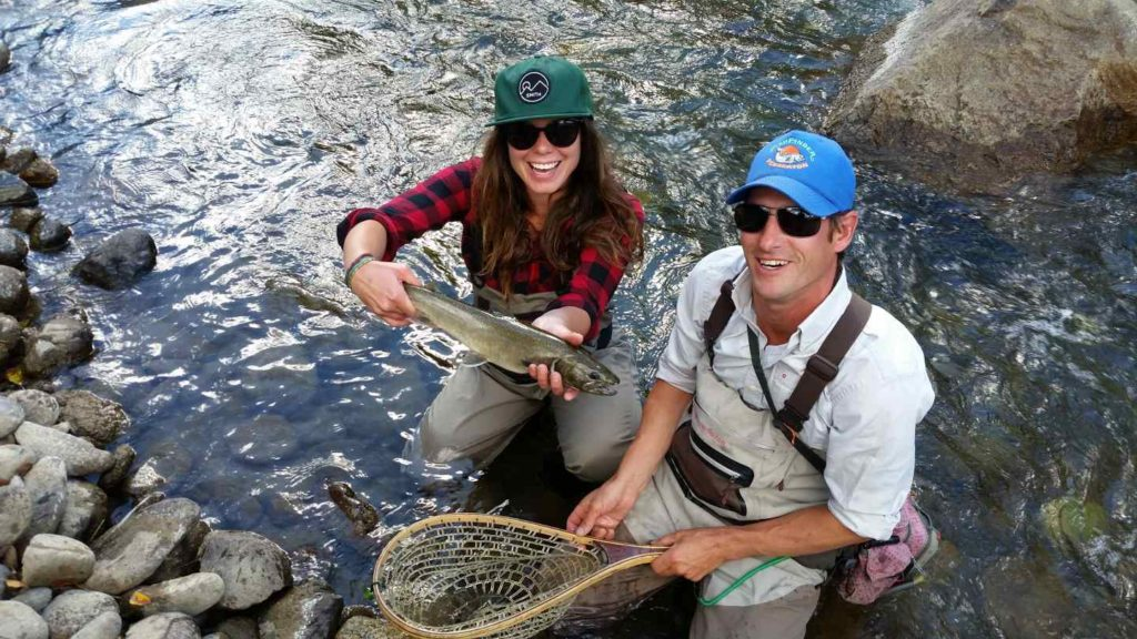 Fly fishing guides British Columbia