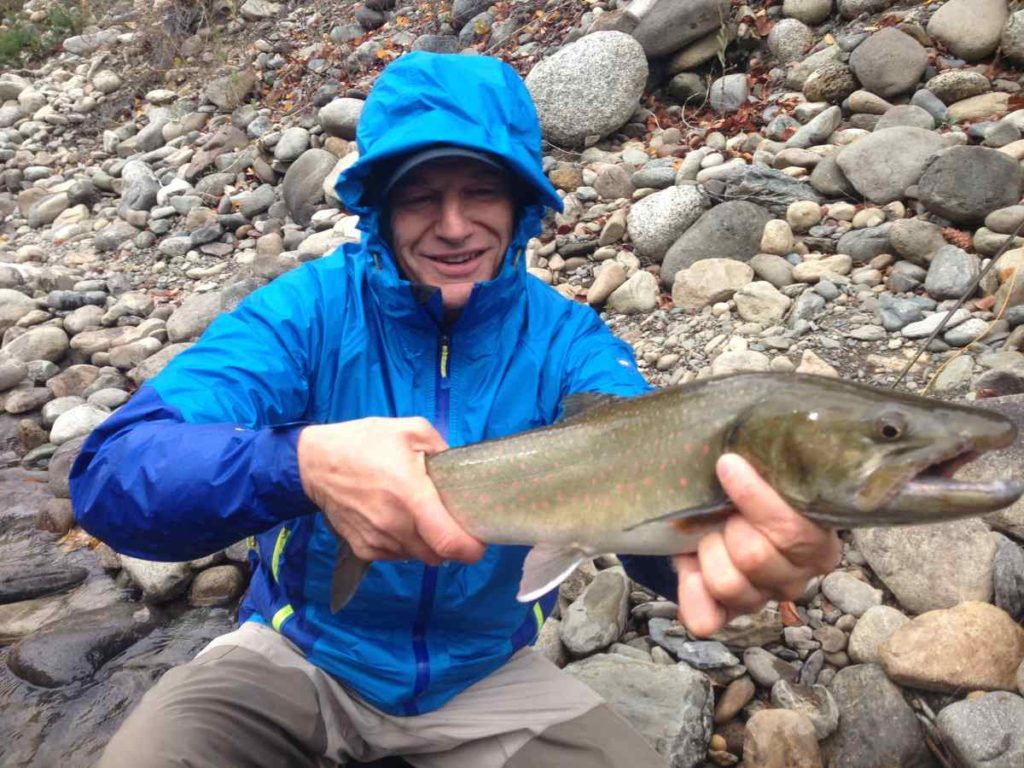Whistler Squamish Pemberton British Columbia Fly fishing tips for September and October