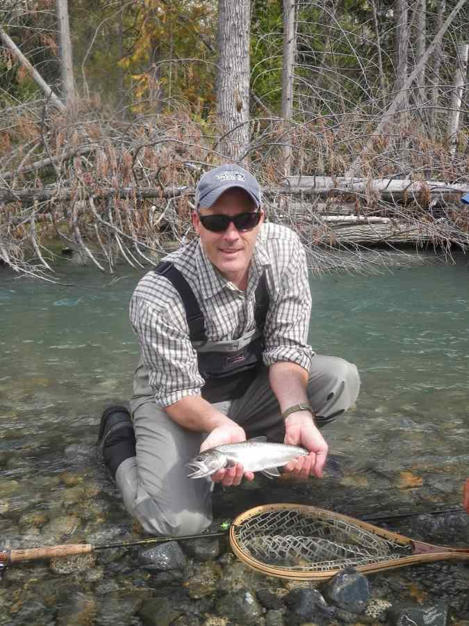 Whistler fly fishing guides