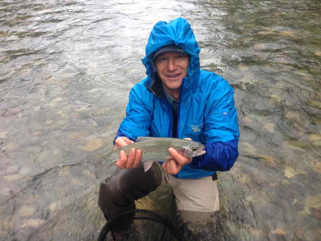 trout fly fishing in BC