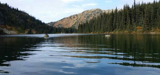 Everyday is a heli fishing kind of day in British Columbia