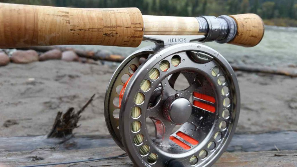 Best salmon fly fishing in canada squamish british columbia for Salmon fishing reels