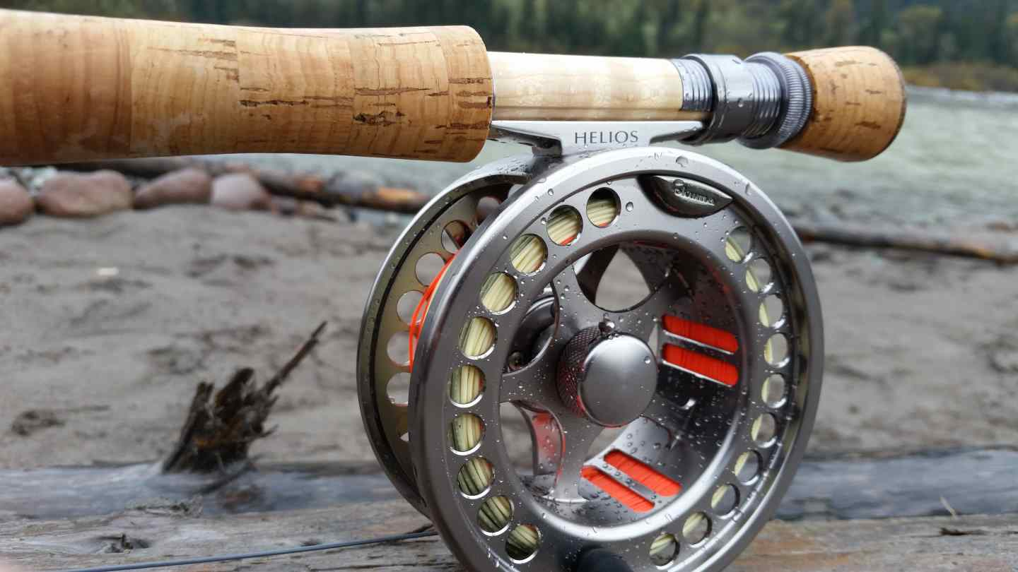 Best salmon fly fishing in canada squamish british columbia for Best fly fishing reels
