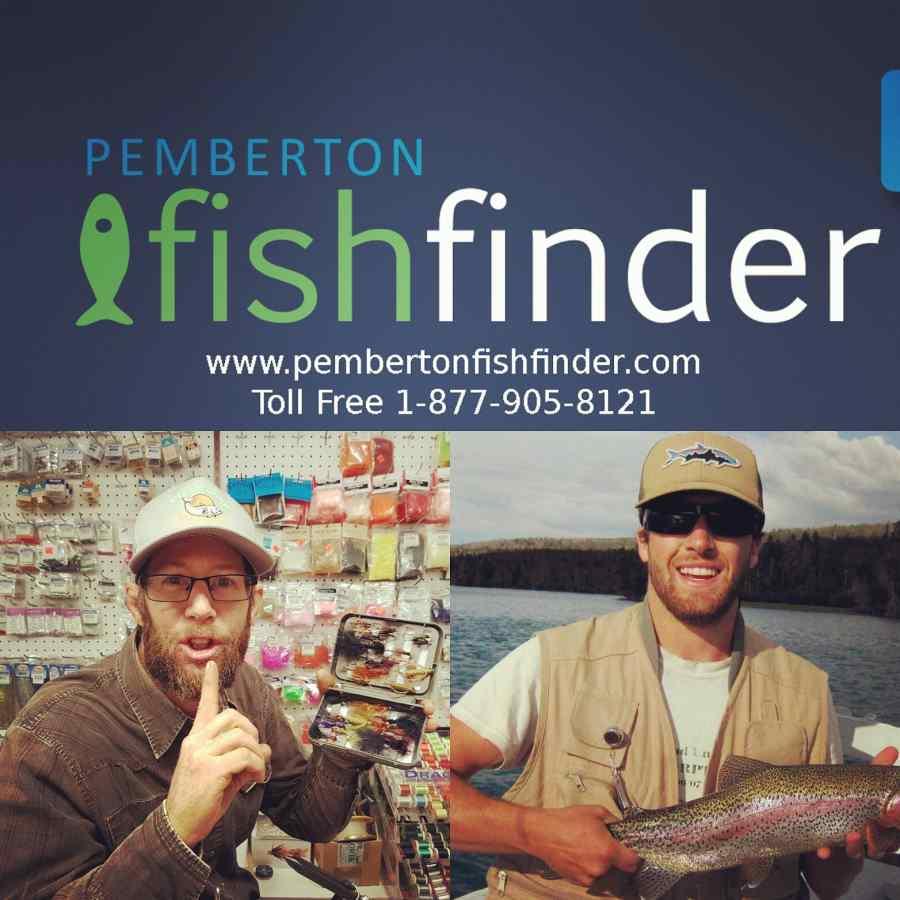 Pemberton Fish Finder New Fishing Guides