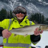 Winter Fishing trips in Whistler British Columbia Canada