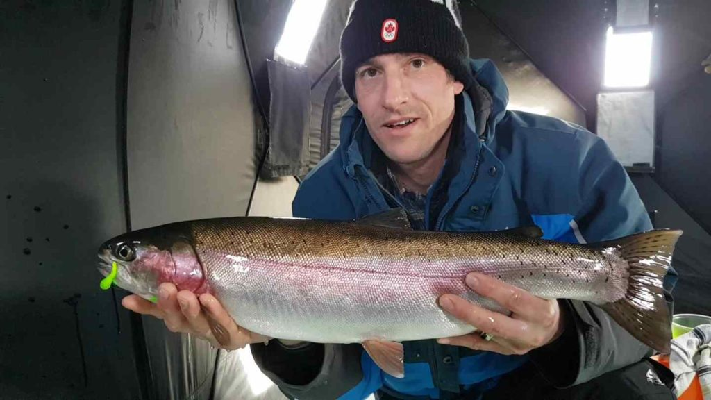 New Multiple Day Ice fishing Trip in Canada Package