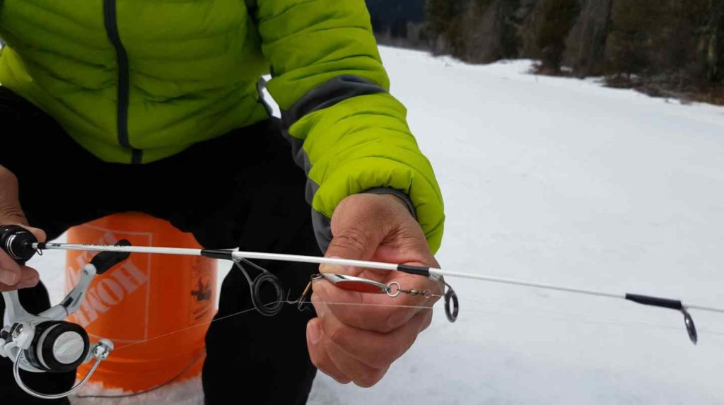 Best Ice fishing lures in Canada