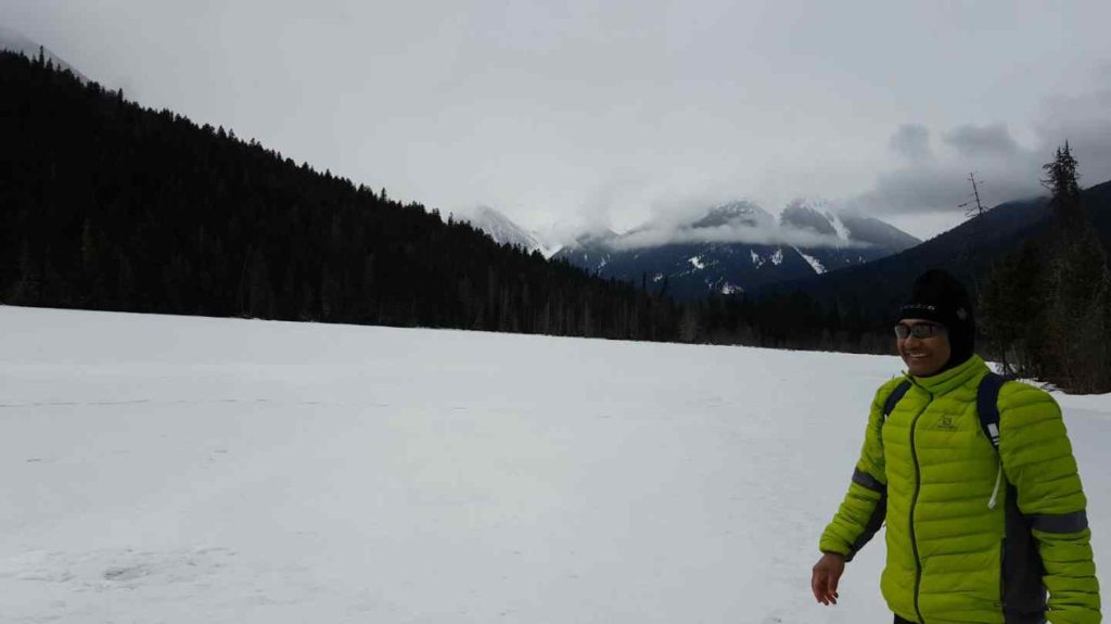 Last Call for Ice fishing in Whistler and Pemberton British Columbia Canada
