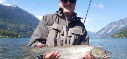 Fly fishing Canada