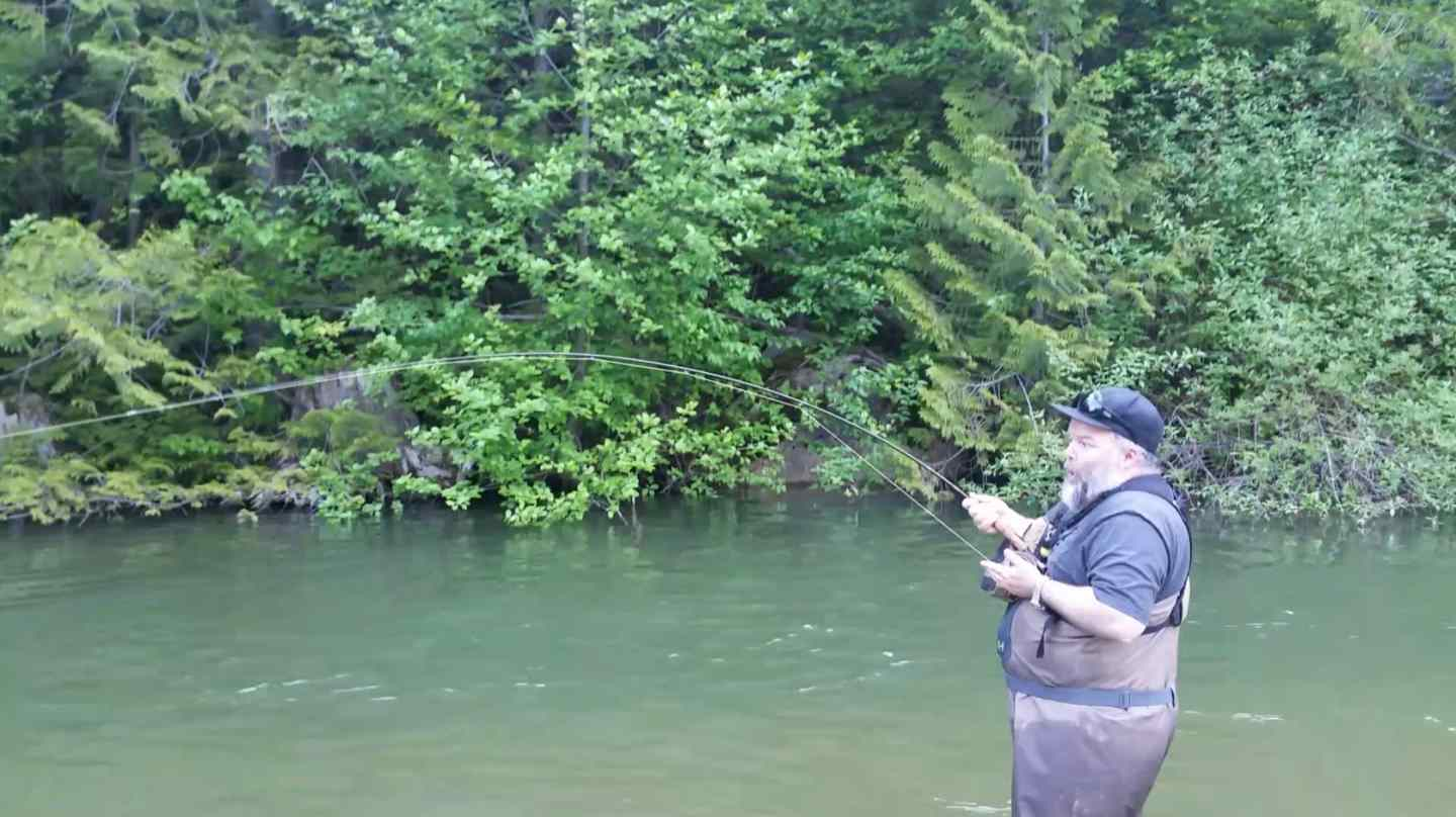 Birkenhead river fly fishing in pemberton bc at its best for Fly fishing british columbia