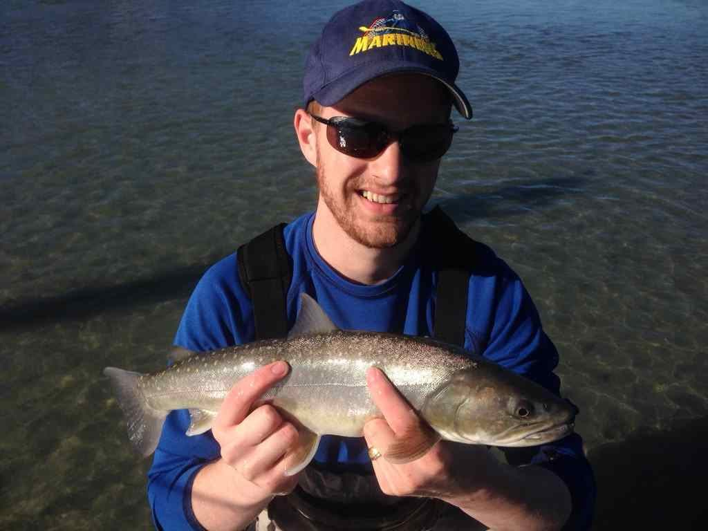 where to fly fish in BC
