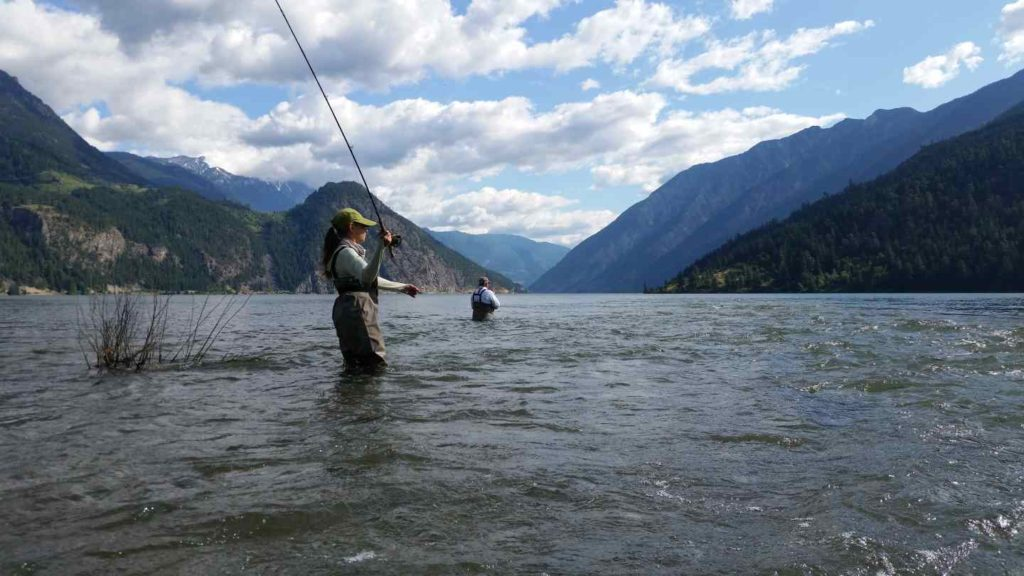 Best fly fishing in Canada