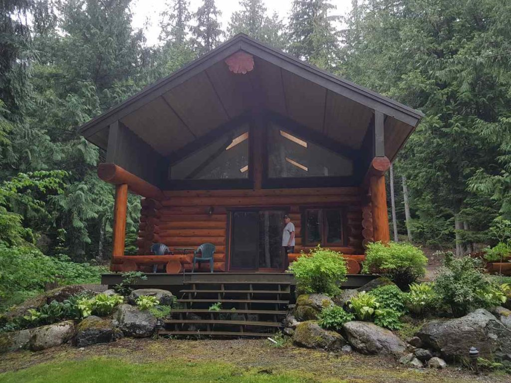 Fly fishing cabins in Canada