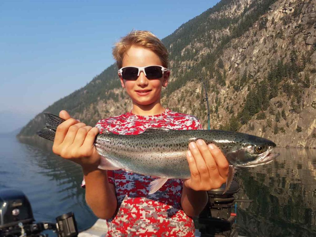 BC Freshwater Fishing Trips Best in Canada