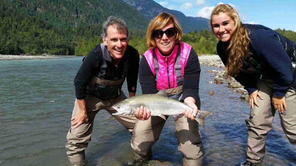 Fishing trips in Squamish BC