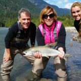 Fishing trips in Squamish BC